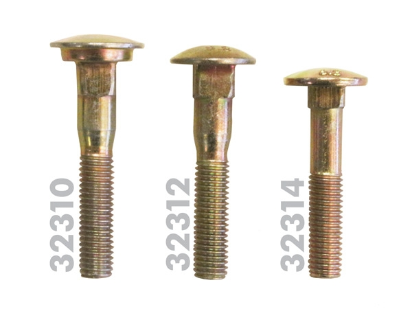 Carriage Bolts 1